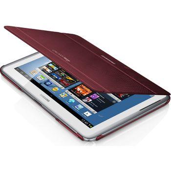 Samsung polohovací pouzdro EFC-1G2NR pro Galaxy Note 10.1. (N8000/N8010), červená