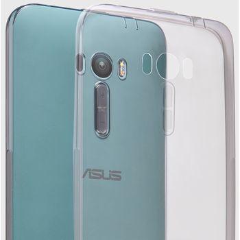 Nillkin pouzdro Nature TPU pro Asus Zenfone Selfie ZD551KL, šedé
