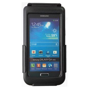 Držák BikeConsole pro Samsung Galaxy S4 mini  na kolo nebo motorku na řídítka pro uchycení telefonu + stylus SJ3 černý