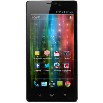 Prestigio MultiPhone 5430, černá, rozbaleno,100% záruka