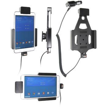 Brodit držák do auta na Samsung Galaxy Tab 4 7.0 SM-T230, se zámkem  s nabíjením z cig. zapalovače