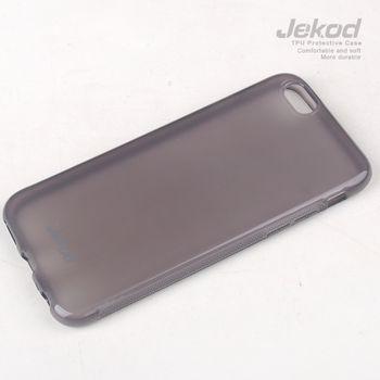 Jekod TPU silikonový kryt pro Apple iPhone 6, černá