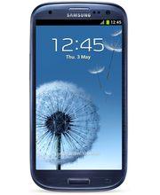 Samsung Galaxy S III modrá + držák do auta Brodit bez nabíjení