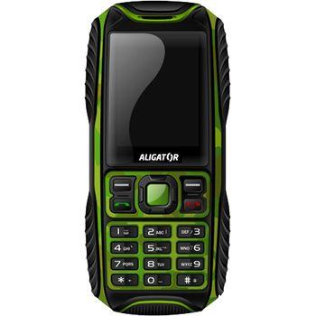 Aligator R10 eXtremo černo-zelený