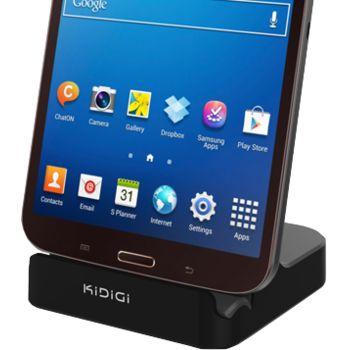 Kidigi dobíjecí a synchronizační kolébka pro Samsung Galaxy S6/S6 edge