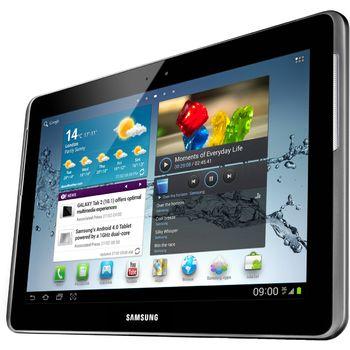 Samsung GALAXY Tab 2 10.1 Wi-Fi + 3G P5100 16 GB, černý