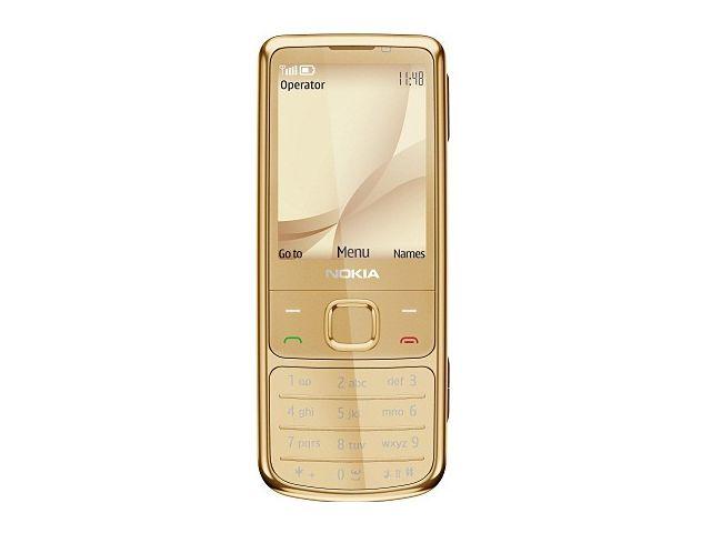 obsah balení NOKIA 6700 classic Gold Edition 1GB + Krusell pouzdro Classic