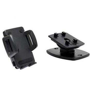 Sestava SH držáku mini Phone Gripper 6 (1245-46) s držákem pro pevnou montáž na palubní desku