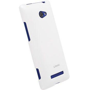 Krusell hard case - ColorCover - HTC 8X (bílá)