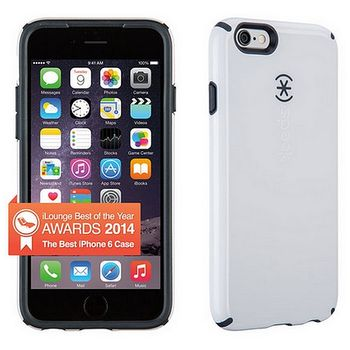 Speck ochranný kryt CandyShell pro iPhone 6/6s, bílo-šedý