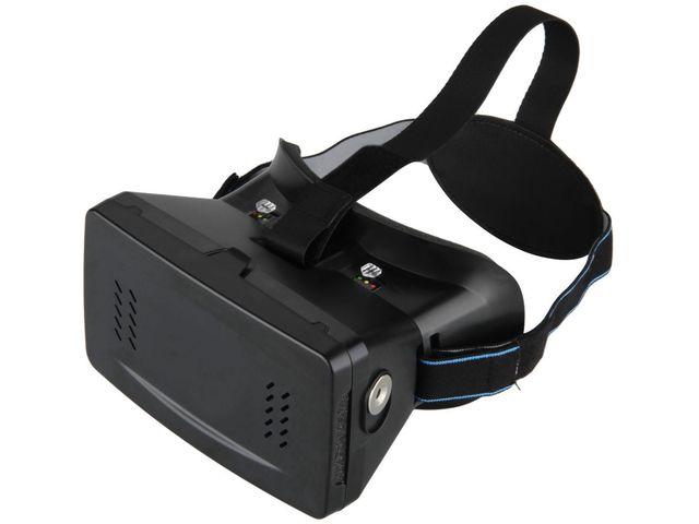 obsah balení Brýle pro virtuální realitu (ekv.Cardboard), plastové + dálkový ovladač
