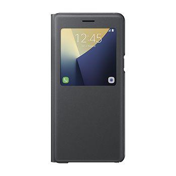 Samsung flipové pouzdro s funkcí stojánku EF-CN930PB pro Note 7, černé