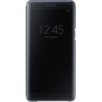 Samsung flipové pouzdro Clear View EF-ZN930CB pro Note 7, černé