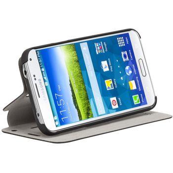 Case Mate flipové pouzdro Stand Folio pro Samsung Galaxy S5 Mini, černá