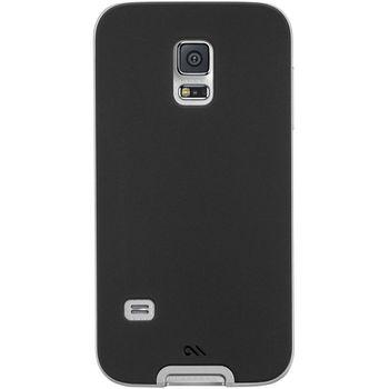 Case Mate ochranné pouzdro Slim Tough pro Samsung Galaxy S5 Mini, černo-stříbrná
