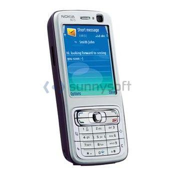 Nokia N73 - Plum/Silver