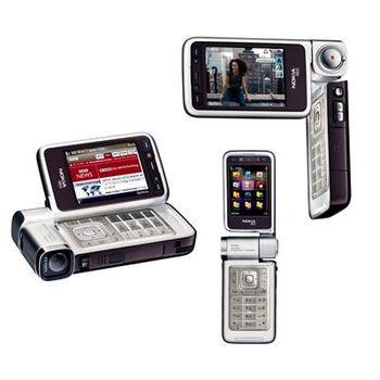 Nokia N93i - Deep Plum