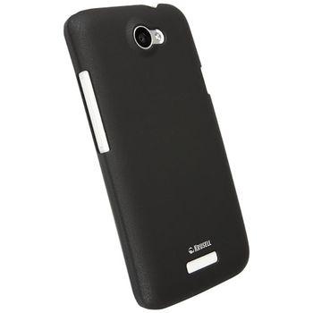 Krusell hard case - ColorCover - HTC One X  (černá)