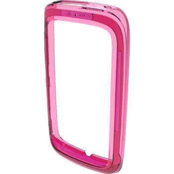 Nokia měkký kryt CC-1039 pro Nokia Lumia 610, fuchsia