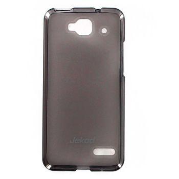Jekod TPU silikonový kryt S6802 Galaxy Ace Duos, černá