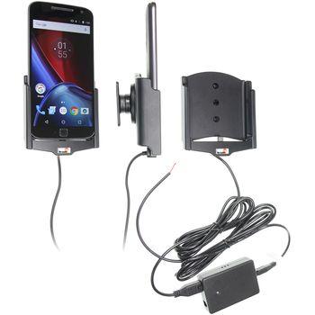 Brodit držák do auta na Motorola Moto G4 bez pouzdra, se skrytým nabíjením