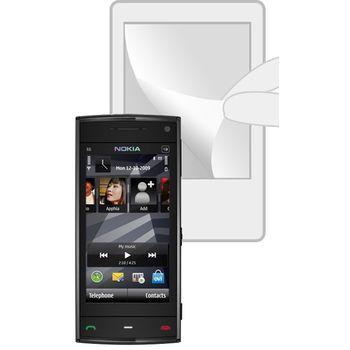 Fólie Brando antireflexní - Nokia X6, 45 x 82mm (SE mini /pro, Ray, HTC Wildfire S po ostřihu)