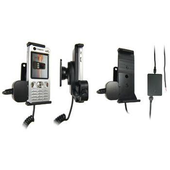 Brodit držák do auta pro Sony Ericsson W890 se skrytým nabíjením v palubní desce