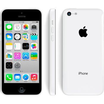 Apple iPhone 5C 32GB, bílá