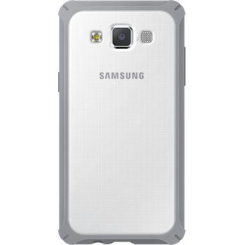 Samsung ochranný kryt EF-PA500BS pro Galaxy A5, bílo-šedý