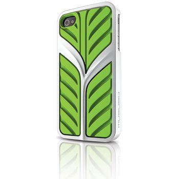 Musubo pouzdro Eden pro Apple iPhone 4/4S - zelené