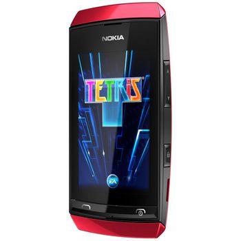 Nokia Asha 305 Dual SIM červená