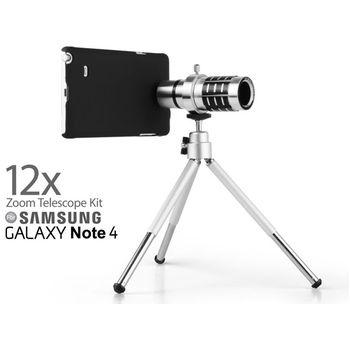 Brando 12x teleskopický objektiv se stativem pro Samsung Galaxy Note 4