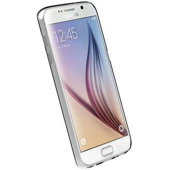 Krusell zadní kryt KIVIK pro Samsung Galaxy S7 edge, transparentní