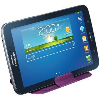 Samsung polohovací kapsa EF-ST210BV pro Galaxy Tab 3 7.0, fialová