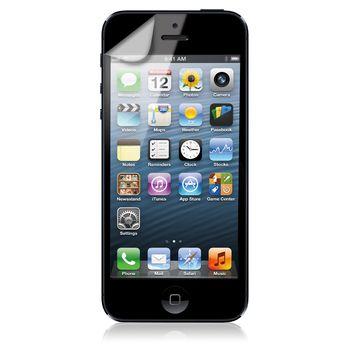 Xqisit fólie na displej pro iPhone 5C 3ks, odolná proti poškrábání