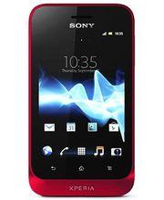 Sony Xperia Tipo (ST21i) - červená