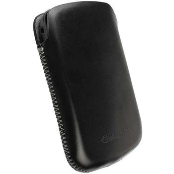 Krusell pouzdro Donso - M - HTC Desire C /HD Mini/Legend, Nokia N8/5800/E72/E75 112x57x13 mm (černá)