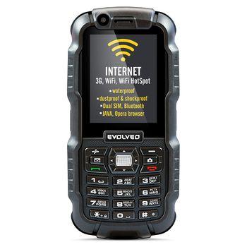 Evolveo StrongPhone WiFi, rozbaleno, záruka 24 měsíců