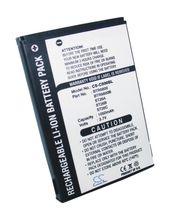 Baterie náhradní (ekv. BA-S110) pro Qtek 8310, HTC S310, Li-ion 3,7V 1050mAh
