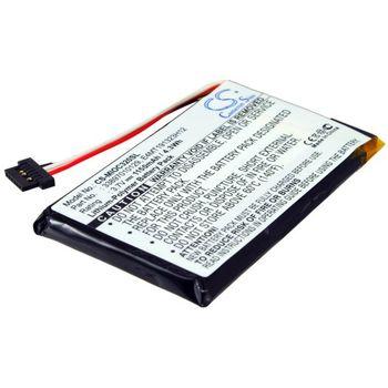 Baterie pro Mitac Mio C320, C520, C520t, C720, C810, Li-pol 3,7V 1150mAh
