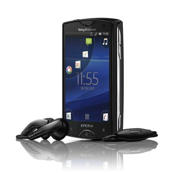 Sony Ericsson Xperia mini - černá + 32GB karta