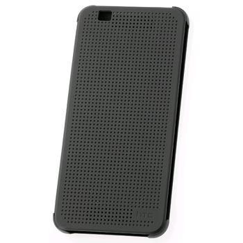 HTC flipové pouzdro Dot View HC M160 pro Desire Eye, šedá