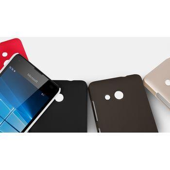 Nillkin zadní kryt Super Frosted pro Microsoft Lumia 550, černá