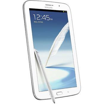 Samsung GALAXY Note 8.0 Wi-Fi + 3G, bílý + originální polohovací pouzdro Samsung, červené