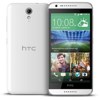 HTC Desire 620 (A31), Single Sim, bílý
