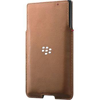 Blackberry kožené pouzdro pro Blackberry Priv,hnědé