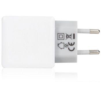 Xqisit nabíječka duální, 2x USB, 3,4A