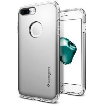 Spigen ochranný kryt Hybrid Armor pro iPhone 7, stříbrná