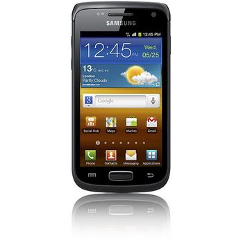 Samsung Galaxy W + fólie na displej ScreenShield