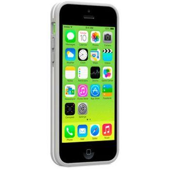 PureGear Slim Shell kryt pro iPhone 5C - Vanilla Bean, bílá